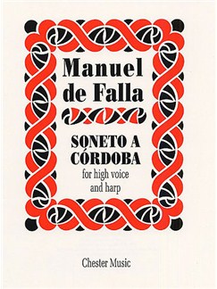 Manuel De Falla: Soneto A Cordoba Books | Voice and Harp