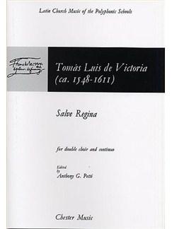 Victoria: Salve Regina Books | SATB, SAB