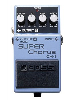 Boss: CH-1 Super Chorus Pedal  | Electric Guitar