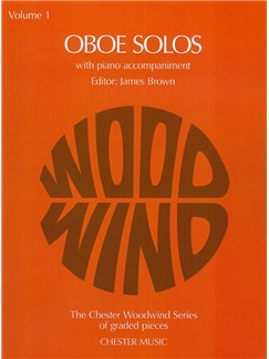 Oboe Solos - Volume 1 Books | Oboe, Piano