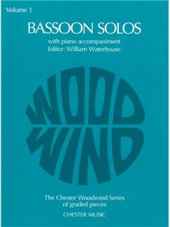 Bassoon Solos: Volume 1 Books | Bassoon, Piano Accompaniment