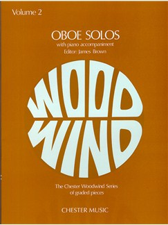 Oboe Solos Volume 2 Books | Oboe, Piano