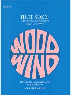 Flute Solos - Volume Two Books | Flute, Piano Accompaniment