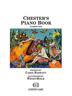 Carol Barratt: Chester's Piano Book Number Two Books | Piano