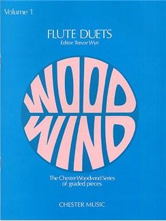 Trevor Wye: Flute Duets Volume 1 Books | Flute