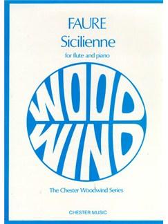 Gabriel Faure: Sicilienne Op.78 Books | Flute, Piano Accompaniment