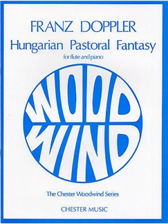 Franz Doppler: Hungarian Pastoral Fantasy Op.26 Books | Flute, Piano