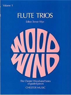 Wye: Flute Trios Volume 1 Books | Flute (Trio)
