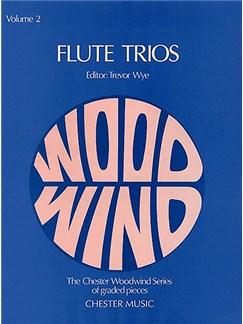 Wye: Flute Trios Volume 2 Books | Flute