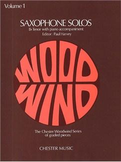 Tenor Saxophone Solos Volume 1 Books | Tenor Saxophone, Piano