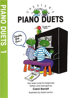 Chester's Piano Duets Volume 1 Books | Piano Duet