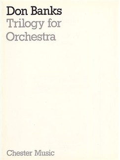 Don Banks: Trilogy For Orchestra Books | Orchestra