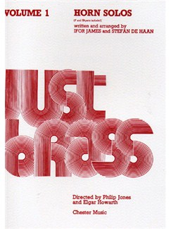 Just Brass Horn Solos - Volume 1 Books | Horn, Piano