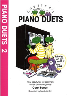 Chester's Piano Duets Volume 2 Books | Piano Duet