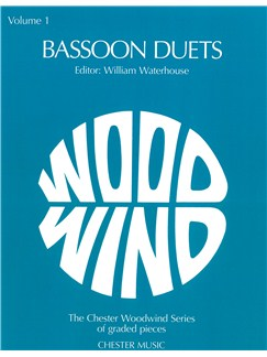 Bassoon Duets: Volume 1 Books | 2 Bassoon