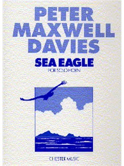 Peter Maxwell Davies: Sea Eagle Books | Horn