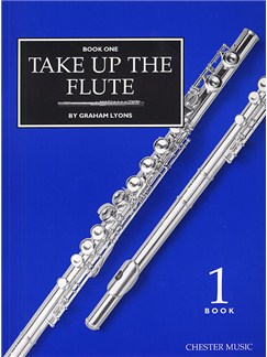 Lyons: Take Up The Flute Book 1 Books | Flute