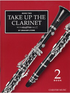 Take Up The Clarinet Book 2 Books | Clarinet