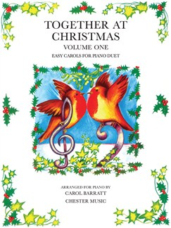 Barratt: Together At Christmas Book 1 Books | Piano Duet