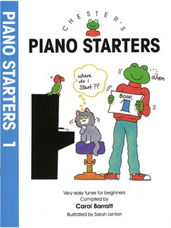 Chester's Piano Starters Volume One Books | Piano