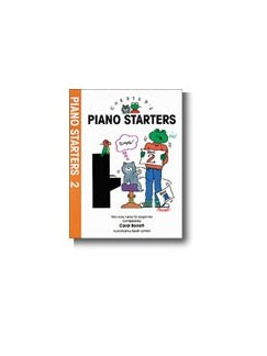 Chester's Piano Starters Volume Two Books | Piano
