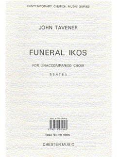 John Tavener: Funeral Ikos Books | SATB