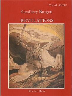 Geoffrey Burgon: Revelations Libro | Barítono Voz, SATB, Acompañamiento de Piano