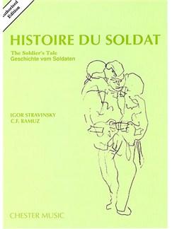 Igor Stravinsky: Histoire Du Soldat (The Soldier's Tale) Livre | Musique De Chambre