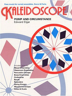 Kaleidoscope: Pomp And Circumstance Books | Ensemble