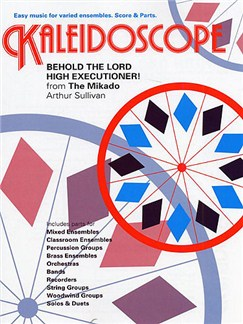 Kaleidoscope: Behold The Lord High Executioner! Books | Ensemble