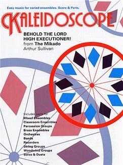 Kaleidoscope: Behold The Lord High Executioner! Libro | Conjunto de Escuela