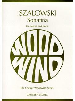 Antoni Szalowski: Sonatina For Clarinet And Piano Books | Clarinet, Piano Accompaniment