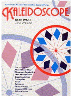 Kaleidoscope: Star Wars Theme Livre | Ensemble d'École