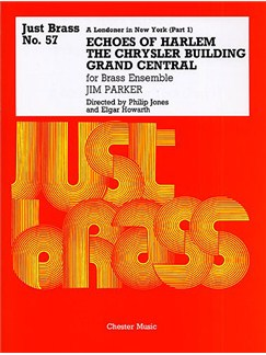 Jim Parker: A Londoner In New York (Part 1) - Score/Parts (Just Brass No.57) Books | Brass Band