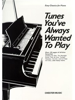 Tunes You've Always Wanted To Play Books | Piano