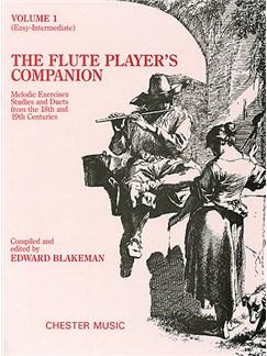 The Flute Player's Companion - Volume 1 Books | Flute