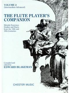 The Flute Player's Companion - Volume 2 Books | Flute