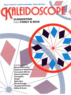 George Gershwin: Kaleidoscope - Summertime Books | Ensemble