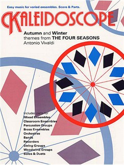 Antonio Vivaldi: Kaleidoscope - Autumn And Winter (The Four Seasons) Books | Ensemble