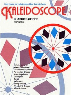 Kaleidoscope: Chariots Of Fire Books | Ensemble