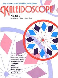 Andrew Lloyd Webber: Kaleidoscope - Pie Jesu (Requiem) Books | Ensemble