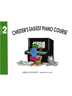 Chester's Easiest Piano Course Book 2 Libro | Piano
