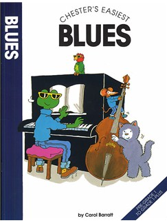 Chester's Easiest Blues Books | Piano