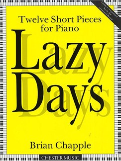 Brian Chapple: Lazy Days Books | Piano