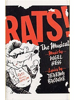 Nigel Hess: Rats! The Musical (Cassette)  |