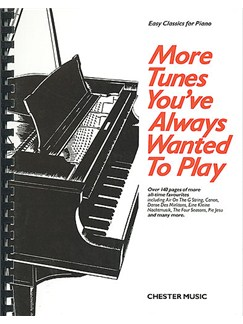 More Tunes You've Always Wanted To Play Books | Piano