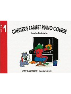 Chester's Easiest Piano Course Complete Set Books | Piano