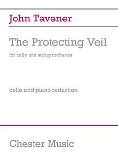 John Tavener: The Protecting Veil (Cello/Piano) Books | Cello, Piano Accompaniment