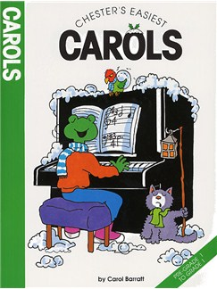 Chester's Easiest Carols Books | Piano and Voice, with Guitar chord symbols