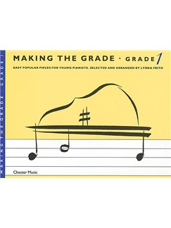 Making The Grade: Grade One (Piano) Books | Piano